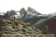 1990_MOUNT KENYA_5-days-hiking_wonderful scenery