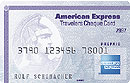 American Express Travelers Cheque Card