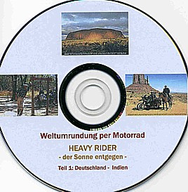2006, December_DVD 'around the world by motorcycle'_part 1_GERMANY-INDIA