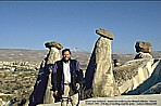 Jochen A. Hübener_Göreme _ Turkey _ motorcycle-trip around the world 1995 / 1996