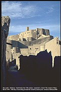 1995_IRAN_Bam citadel_fabulous mystic castle_a ghost town_very exciting_my motorcycle-trip around the world_Jochen A. Hübener