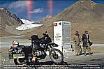 1995_PAKISTAN_riding all the Karakoram Highway _ Khunjerab Pass 4709m_... realization of an old dream_my motorcycle-trip around the world_Jochen A. Hübener