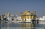 1995_INDIA_Amritsar_fabulous Golden Temple ... a cultural jewel, always in my dream_my motorcycle-trip around the world_Jochen A. Hübener