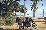 1996_THAILAND_Ko Samui_relaxing days on a beautiful island_my motorcycle-world-trip 1995/96_Jochen A. Hübener