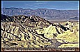 1996_USA_Death Valley_Zabriskie Point, magical views at sunrise und sunset_bizarrely eroded badlands_seen in many movies_my motorcycle-trip around the world 1995-96_Jochen A. Hübener